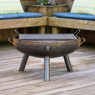 30-Elliptical-Fire-Pit-on-3-Legs-with-Grate