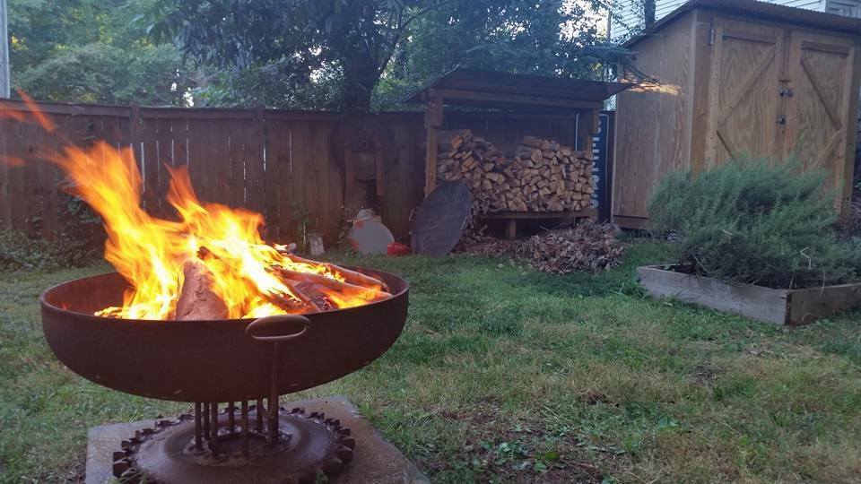 How To Keep Your Fire Pit Burning All Night Long